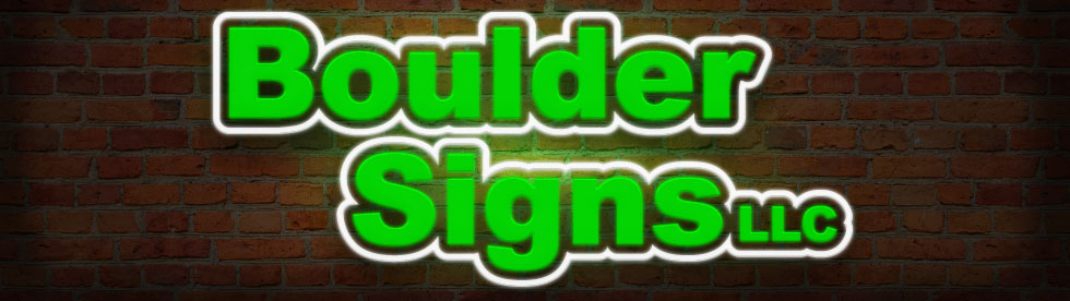 Boulder Signs, LLC logo
